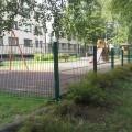 Kolmilanka-aita 120cm vihreä